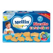 Biscotti Biscotto cresci e gioca Confezione 360 g ℮ (2 buste da 180 g)  su My Mellin Shop