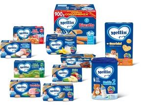 Kit nutrizionali Kit Nutrizionale la Pappa si Trasforma 1 kit nutrizionale da personalizzare su My Mellin Shop