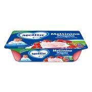 Mellinino Mellinino Fragola Confezione da 360 g ℮ (6 vasetti x 60 g) su My Mellin Shop