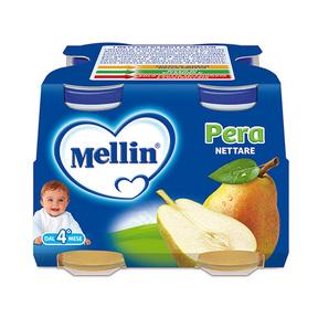 Nettari Pera Confezione da 500 ml ℮ (4 bottiglie x 125 ml) su My Mellin Shop