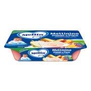Mellinino Mellinino Pesca e Pera Confezione da 360 g ℮ (6 vasetti x 60 g) su My Mellin Shop