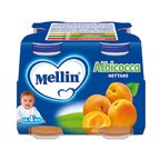 Nettari Albicocca Confezione da 500 ml ℮ (4 bottiglie x 125 ml) su My Mellin Shop