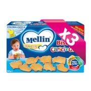 Biscotti Kit risparmio 3x Biscotto cresci e gioca KIT_3X_Confezione 360 g ℮ (2 buste da 180 g)  su My Mellin Shop