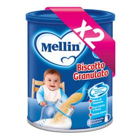 Biscotti Kit risparmio 2x Biscotto granulato KIT_2X_Confezione 400 g ℮  su My Mellin Shop