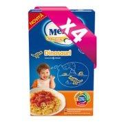 Pasta Junior Kit risparmio 4x Dinosauri KIT_4X_Confezione da 280 g ℮ su My Mellin Shop