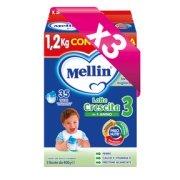 Latte Crescita Kit risparmio 3x Mellin Latte Crescita 3 in polvere  su My Mellin Shop