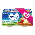 Omogeneizzati Frutta KIT 5x Mela KIT 5x Confezione da 200 g ℮ (2 vasetti x 100 g) su My Mellin Shop