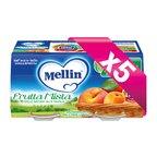 Omogeneizzati Frutta KIT 5x Frutta Mista KIT 5x Confezione da 200 g ℮ (2 vasetti x 100 g) su My Mellin Shop
