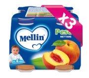 Nettari Kit risparmio 3x Pesca KIT_3X_Confezione da 500 ml ℮ (4 bottiglie x 125 ml) su My Mellin Shop