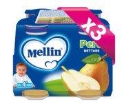 Nettari Kit risparmio 3x Pera KIT_3X_Confezione da 500 ml ℮ (4 bottiglie x 125 ml) su My Mellin Shop