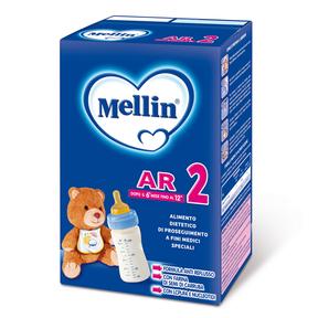 Latte di partenza Mellin AR 2 1 confezione da 600 g ℮ (2 buste da 300 g) su My Mellin Shop