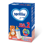 Latte di Proseguimento Latte Mellin HA 2 1 confezione da 600 g su My Mellin Shop