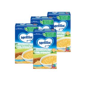 Pastine Kit risparmio 4x Tempestina KIT_4X_Confezione da 350 g ℮ su My Mellin Shop