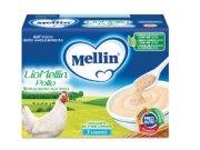 Omogeneizzati Liofilizzati Lio Mellin Pollo Confezione da 30 g ℮ (3 vasetti x 10 g) su My Mellin Shop