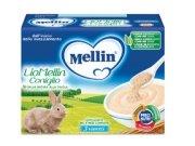 Omogeneizzati Liofilizzati Lio Mellin Coniglio Confezione da 30 g ℮ (3 vasetti x 10 g) su My Mellin Shop