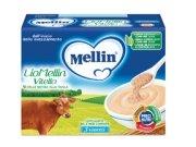 Omogeneizzati Liofilizzati Lio Mellin Vitello Confezione da 30 g ℮ (3 vasetti x 10 g) su My Mellin Shop