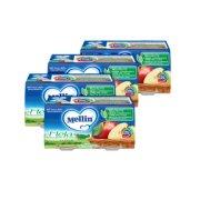 Omogeneizzati Frutta Kit risparmio 4x Mela KIT 4x Confezione da 200 g ℮ (2 vasetti x 100 g) su My Mellin Shop