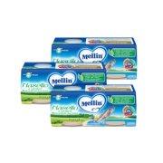 Omogeneizzati di Pesce Kit risparmio 3x Nasello KIT_3X_Confezione da 160 g ℮ (2 vasetti x 80 g) su My Mellin Shop