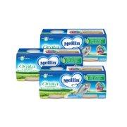 Omogeneizzati di Pesce Kit risparmio 3x Orata KIT_3X_Confezione da 160 g ℮ (2 vasetti x 80 g) su My Mellin Shop