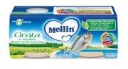 Omogeneizzati di Pesce Orata Confezione da 160 g ℮ (2 vasetti x 80 g) su My Mellin Shop