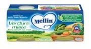 Omogeneizzati Verdure Verdure Miste Confezione da 160 g ℮ (2 vasetti x 80 g) su My Mellin Shop