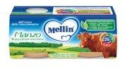 Omogeneizzati Carne Manzo Confezione da 160 g ℮ (2 vasetti x 80 g) su My Mellin Shop