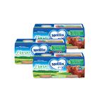 Omogeneizzati Carne Kit risparmio 3x Manzo KIT_3X_Confezione da 160 g ℮ (2 vasetti x 80 g) su My Mellin Shop