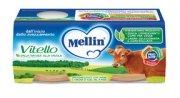 Omogeneizzati Carne Vitello Confezione da 160 g ℮ (2 vasetti x 80 g) su My Mellin Shop
