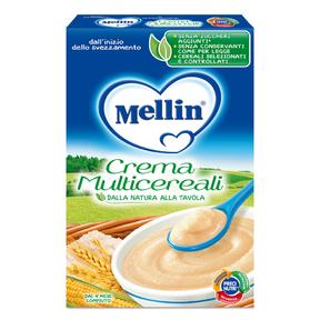 Creme di Cereali Crema multicereali Confezione da 250 g ℮ su My Mellin Shop