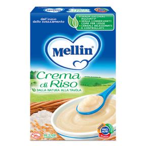 Creme di Cereali Crema di riso Confezione da 250 g ℮ su My Mellin Shop