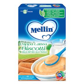 Pappe Lattee Pappa lattea biscotti Confezione da 250 g ℮ su My Mellin Shop