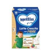 Latte Crescita Mellin Latte Crescita 3 con FIBRE 1 confezione da 600 g ℮ su My Mellin Shop