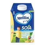 Latte Crescita Mellin 3 Soia 500ml Bottiglia da 500 ml ℮ su My Mellin Shop