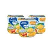 Primi Dentini Frutta Kit 3x Primi Dentini Frutta Mista Kit 3x Confezione da 200 g ℮ (2 vasetti x 100 g) su My Mellin Shop