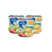 Primi Dentini Frutta Kit risparmio 3x Primi Dentini Mela Kit 3x Confezione da 200 g ℮ (2 vasetti x 100 g) su My Mellin Shop