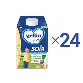 Latte Crescita 24X Latte Crescita 3 Soia 500 ml 24X Latte Crescita 3 Soia 500 ml su My Mellin Shop