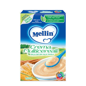 Creme di Cereali Crema multicereali Confezione da 200 g ℮  su My Mellin Shop