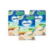 Creme di Cereali 3x Crema riso 200 g e 3x Crema riso 200 g e su My Mellin Shop