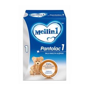 Alimenti a Fini Medici Speciali Mellin Pantolac 1 Polvere 600 gr  1 confezione da 600 g (2 buste da 300 g) su My Mellin Shop