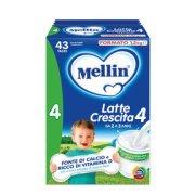 Latte Crescita Mellin Latte Crescita 4 in polvere Confezione con 3 buste da 400 g ℮ su My Mellin Shop