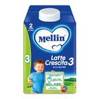 Latte Crescita Mellin Latte Crescita 3 Liquido 500 ml Bottiglia da 500 ml ℮ su My Mellin Shop