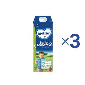 Latte Crescita 1 Kit risparmio 3x Mellin Latte Crescita 3 Liquido 1 l KIT_3X_Bottiglia da 1 l ℮ su My Mellin Shop