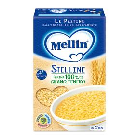 Pastine Stelline Confezione da 320 grammi su My Mellin Shop