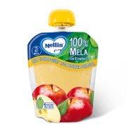 Merende Merenda 100% Mela con Vitamina C Confezione da 90 g su My Mellin Shop