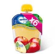Mellinino Kit risparmio 6x Merenda 100% Mela con Vitamina C Kit risparmio 6x Merenda 100% Mela con Vitamina C su My Mellin Shop