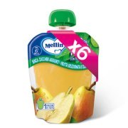 Mellinino Kit risparmio 6x Merenda 100% Pera con Vitamina C Kit risparmio 6x Merenda 100% Pera con Vitamina C su My Mellin Shop