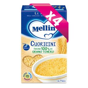 Pastine Kit risparmio 4x Cuoricini Kit risparmio 4x Cuoricini su My Mellin Shop