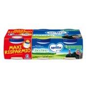 Omogeneizzati Carne Tacchino Maxi Risparmio Confezione da 480 g ℮ (6 vasetti x 80 g) su My Mellin Shop