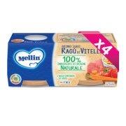 Primi Sughi Kit risparmio 4x Ragù di vitello KIT_4X_Confezione da 160 g ℮ (2 vasetti x 80 g) su My Mellin Shop