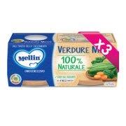 Omogeneizzati Verdure Kit risparmio 3x Verdure Miste KIT_3X_Confezione da 160 g ℮ (2 vasetti x 80 g) su My Mellin Shop